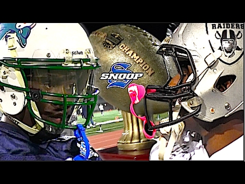 🔥🔥 Snoop Dogg Youth Football League   All-Conference Game    NorCal v SoCal   8th Grade