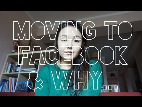I am moving to Facebook, here is why | UPDATE: MOVE NO MORE