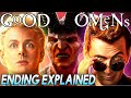 Good Omens Meaning Explained How Did Aziraphale And Crowley Defy Heaven Hell