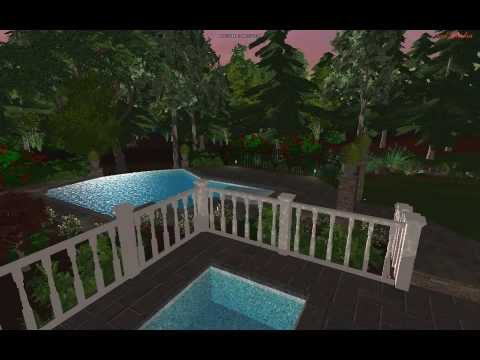dcipool - swimming pool design - Bailey