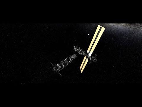 KSP - Build an InterPlanetary Futur Realistic Ship with Kerbal Space Program