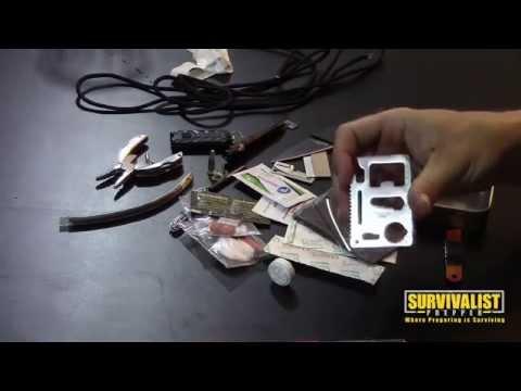 Altoids Tin Survival Kit From Survivalist Prepper