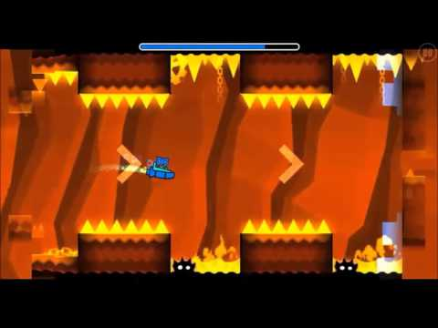 Geometry Dash Meltdown: Levels 1-3 (All Coins)