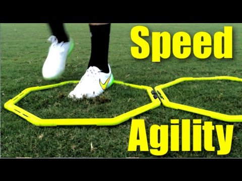 How to Improve Speed in Soccer/Football | Training