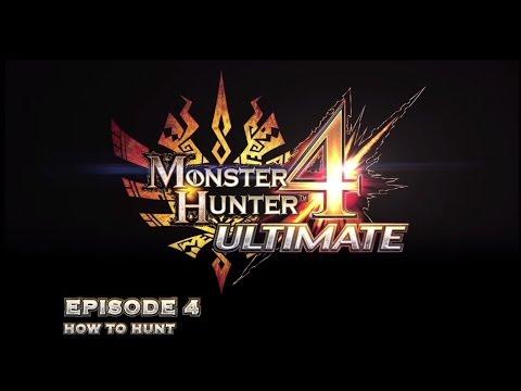 Monster Hunter - Training Academy Episode 4: How to Hunt