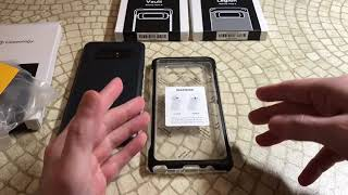 Caseology Case Collection For Samsung Galaxy Note 8 BiG Unboxing and Reviews