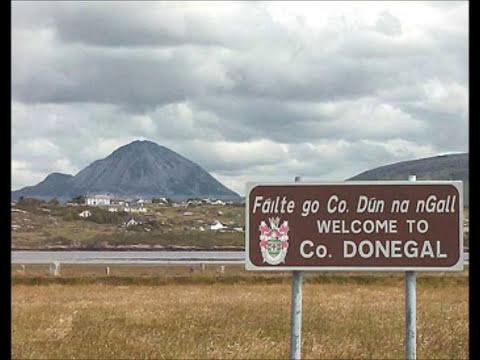 Donegal Airport Carrickfinn Landing