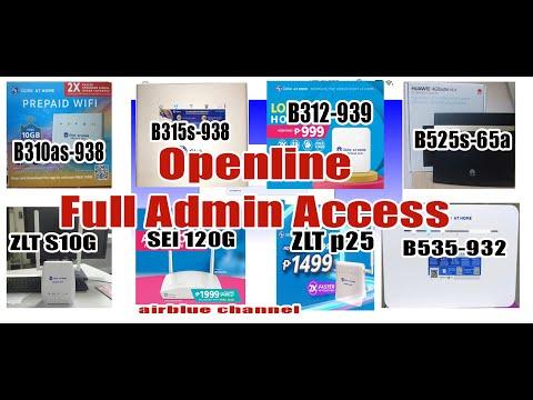 UNLOCK FULL ADMIN B315s 938