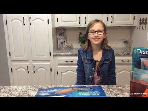 Just Julie shows you how to make an underwater volcano!