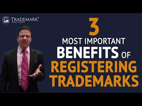 3 Most Important Benefits of Registering Trademarks | Trademark Factory® FAQ