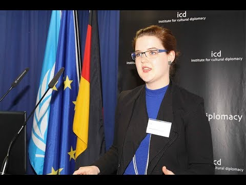 Alexa Walbrodt (MA Student of International Music & Cultural Diplomacy)