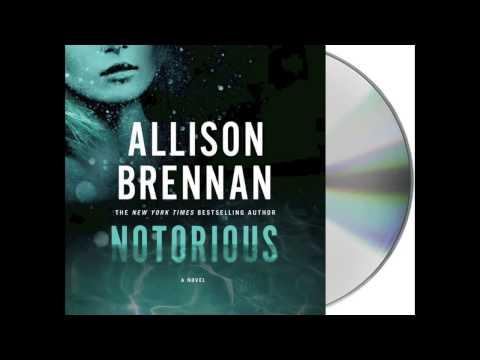 Notorious | Allison Brennan | audiobook excerpt