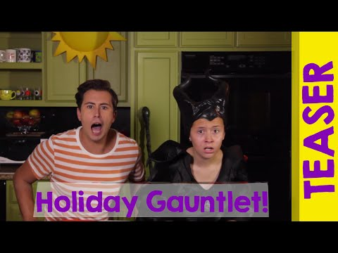 HOW TO SURVIVE THE HOLIDAY GAUNTLET