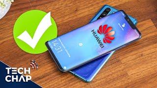 The Huawei BAN has been REVERSED! 😀 | The Tech Chap