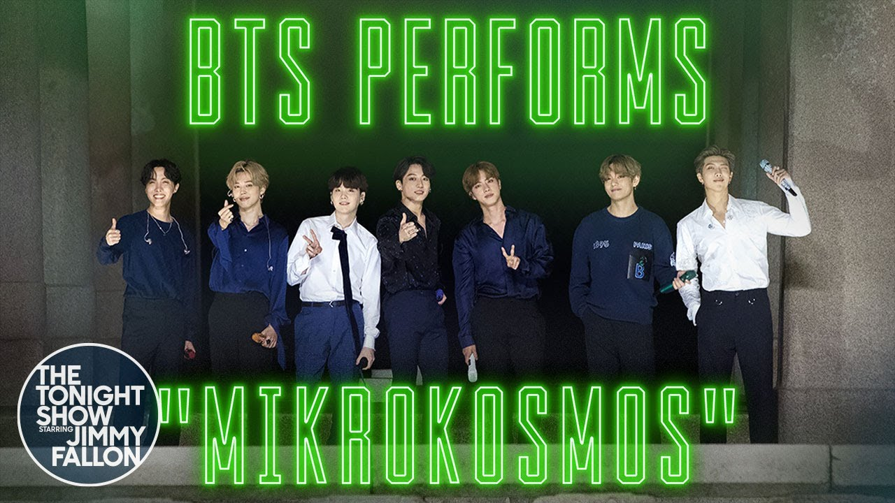 BTS - Mikrokosmos