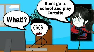 What if gamer mom working in epic games part 2