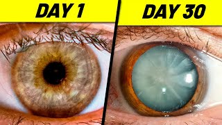 What Happens if You Don't Blink for 30 Days