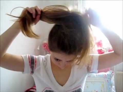 3 Easy Top Knots | Long/Medium Length Hair
