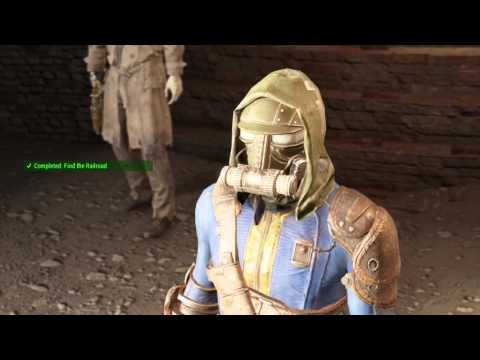 Fallout 4 SPEEDRUN (Institution Campaign) Part 4