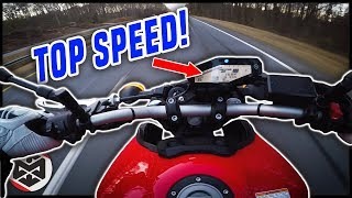 yamaha fz 09 top speed Videos - ytube tv