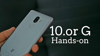 10.or G Unboxing, Hands on, Camera Features (Tenor G)