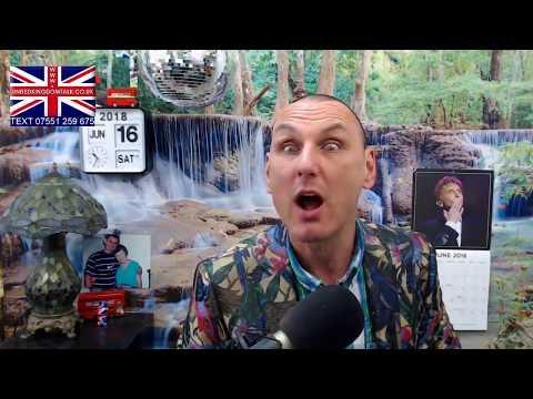 United Kingdom Talk Saturday 16th June 2018