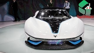 Top 10 Chinese Concept Cars At The 2016 Beijing Auto Show