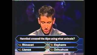 Who Wants To Be a Millionaire Failures & Stupidity