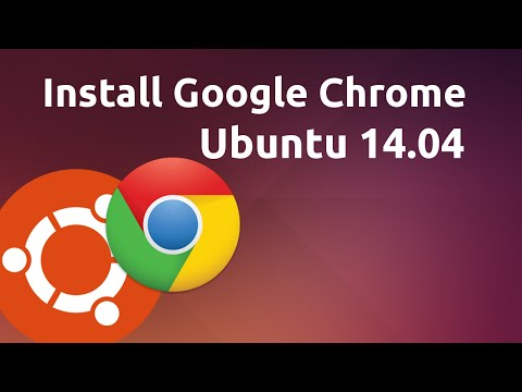 How to install Google Chrome in Ubuntu 14.04 LTS 2015