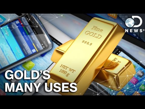 How Much Gold Is In Your Electronics?