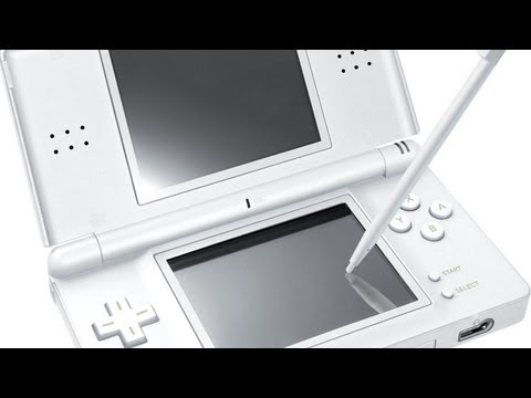 CGR Undertow - NINTENDO DS LITE Video Game Console Review