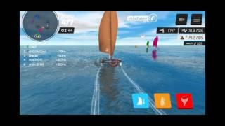 Coment faire une course propre sur, Virtual Regatta Inshore