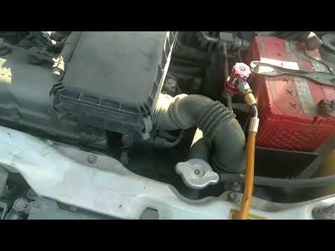 how to service car AC on Maruti Suzuki Alto