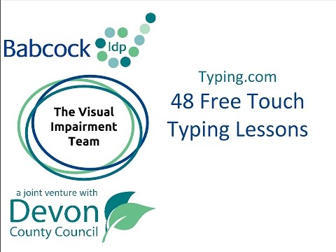 Typing.com- 48 Free Touch Typing Lessons
