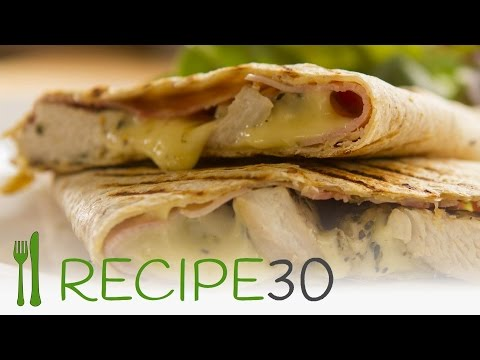 Try Chicken Quesadillas, made in minutes!