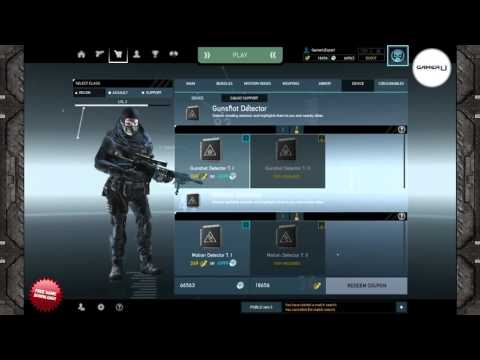 Tom Clancy's Ghost Recon Phantoms - Squad Supports