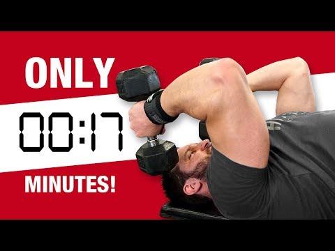 BIGGER Triceps Made Easy (SUPER FAST SUPER-SETS!)