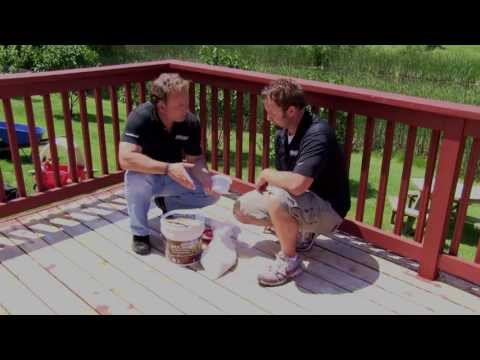 Never Stain Again - RockSolid Exterior Solid Color Stain