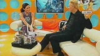 """Farin Urlaub Interview """"Endlich Urlaub"""" mit Anastasia Teil 2/2"""