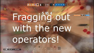 The New Operators are OP!!! - Rainbow Six Siege