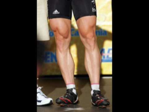 Serious Cyclists Have Serious Legs