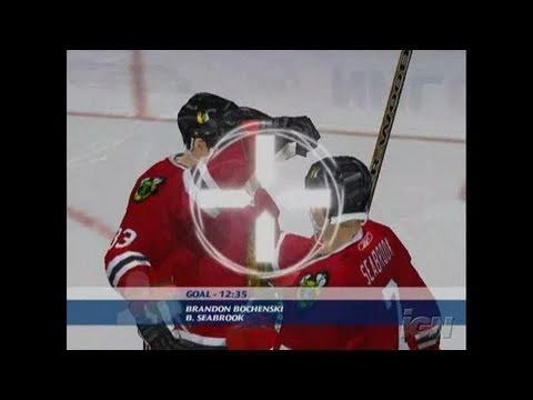 NHL 07 Xbox Gameplay - Pwned