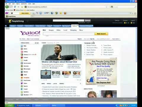 How To Create A Homepage with Google, Youtube and Facebook