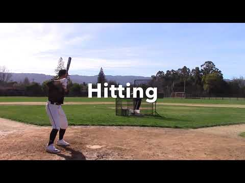 Miguel Cebedo   College Baseball Recruiting Video