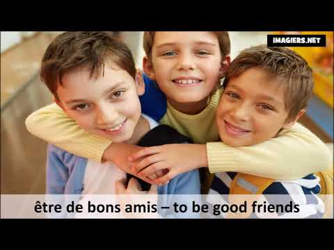 Learn French words with videos #79