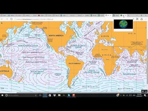 Fukushima Radiation Wind Currents Poisoning Countries Globally!