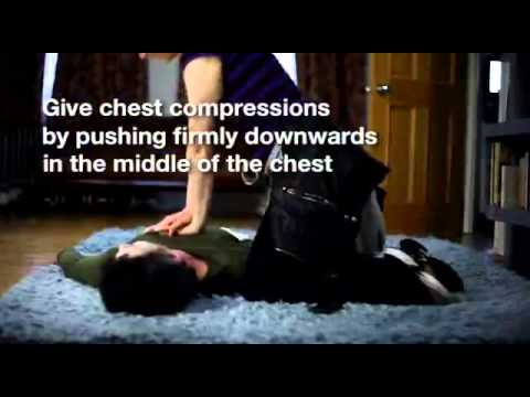 First aid - Unconscious and not breathing