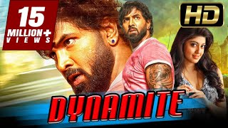 Dynamite (HD) Telugu Hindi Dubbed Full Movie | Vishnu Manchu, Pranitha Subhash