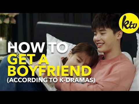 How to Get a Boyfriend! (According to K-Dramas)