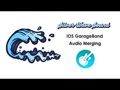iOS Garageband #16 - Audio Merging